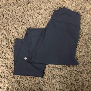 Lulu lemon drawstring leggings